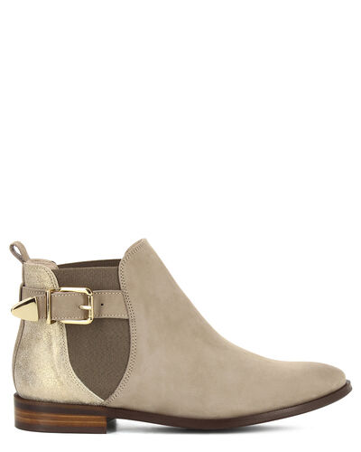 BOOTS ANDA, TAUPE OR