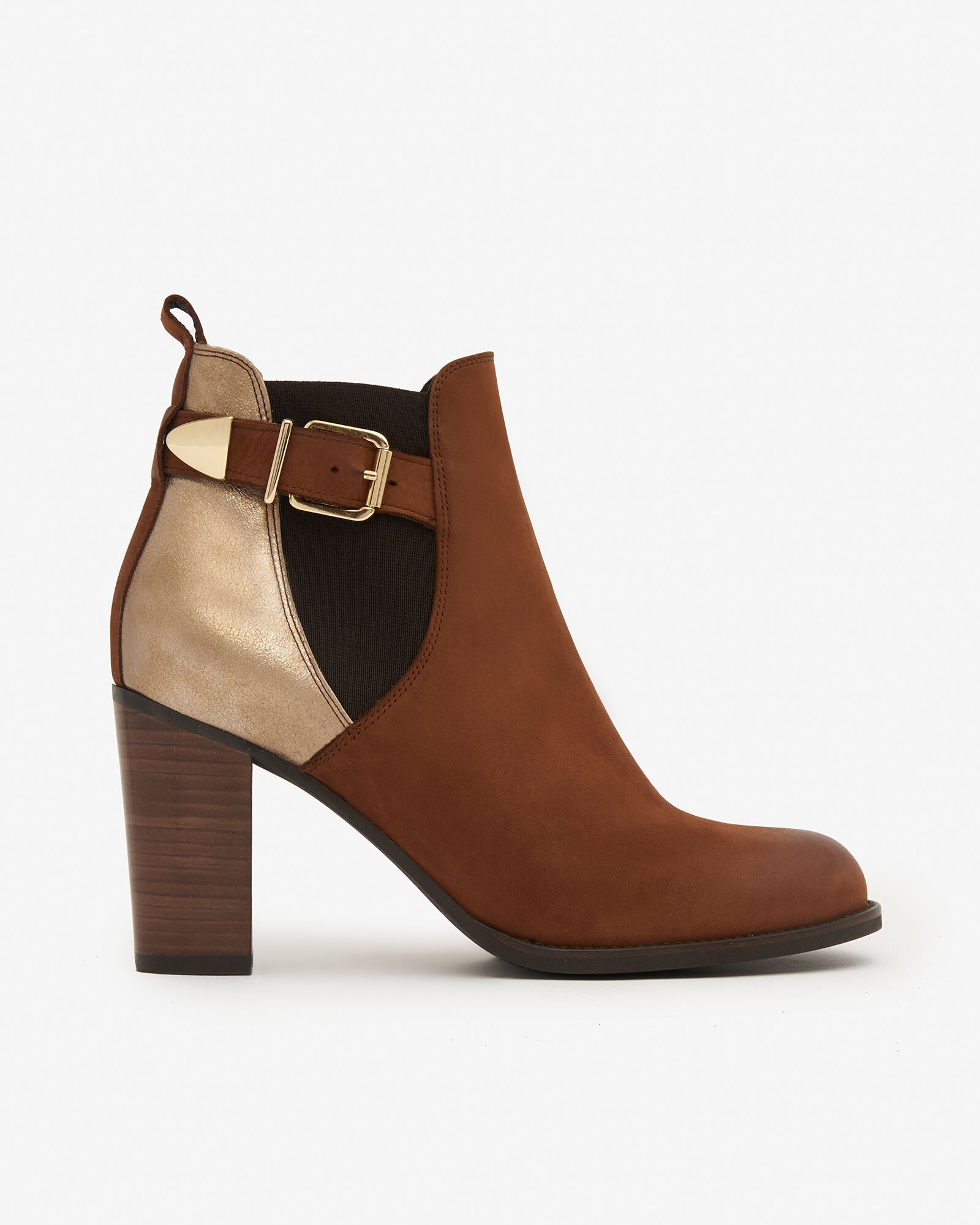 BOOTS ANDOTA CAMEL OR