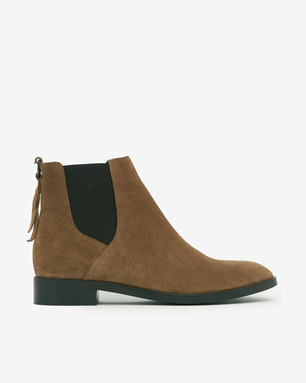 BOOTS ABY/VEL, CANNELLE
