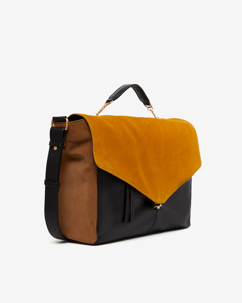 SAC AELIA, CURRY MULTICOLORE