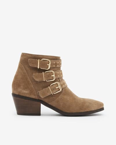BOOTS AGATINA, TAUPE