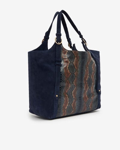 SAC AVA/TRIBAL, MARINE MULTICOLORE