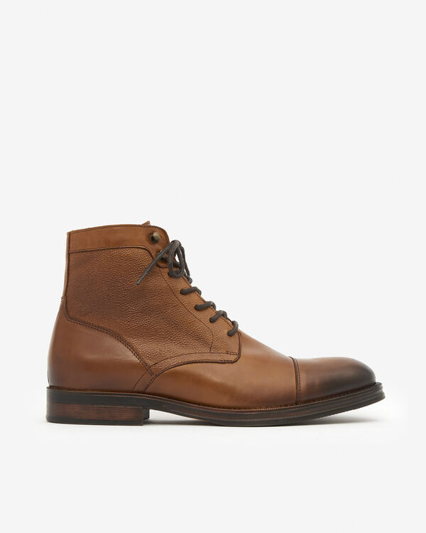BOOTS SAUVAGE, COGNAC
