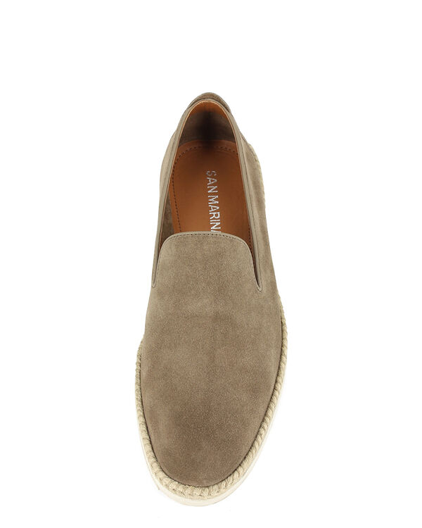 LOAFER DOMO, TAUPE