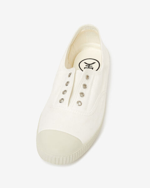SNEAKERS CAYUCOS, BLANC