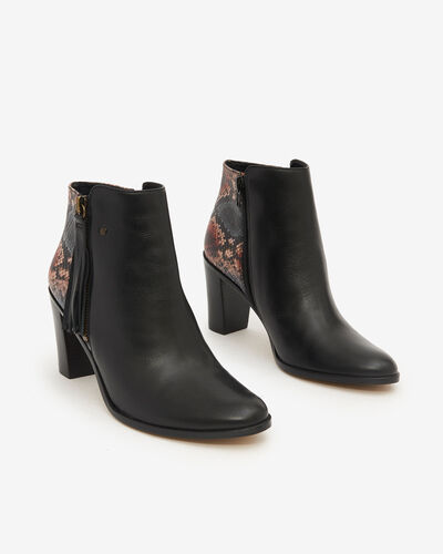 BOOTS BEDIA/TRIBAL, ANTHRACITE