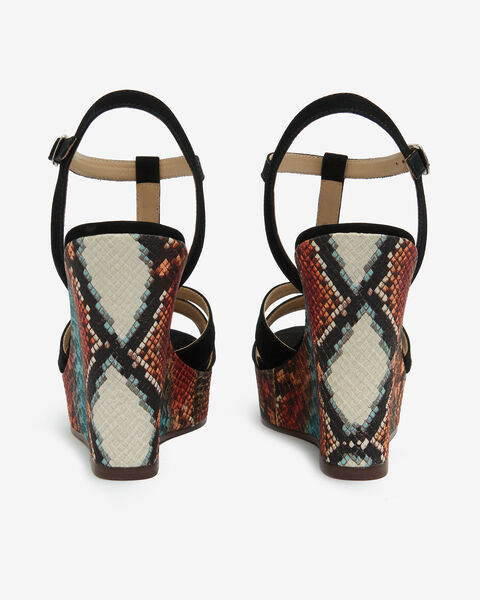 SANDALE MOANA/TRIBAL, MULTICOLORE