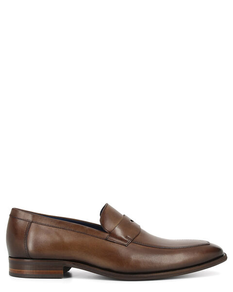 LOAFER DOX, CHATAIGNE