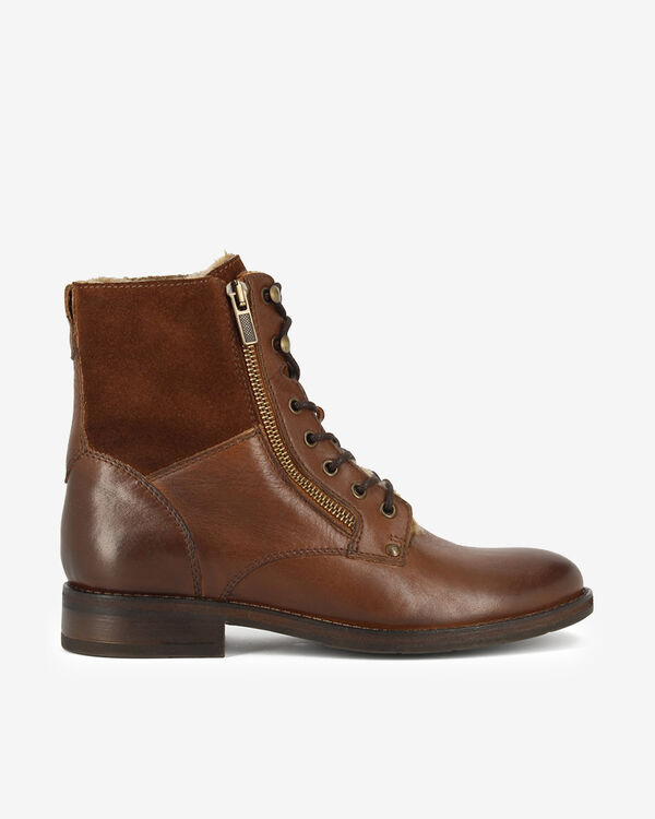 BOOTS CARARE, CAMEL