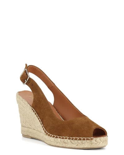 COMPENSEES PEEP TOES LAPSI, CAMEL