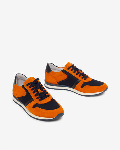 TENNIS CLABEO, ORANGE MARINE