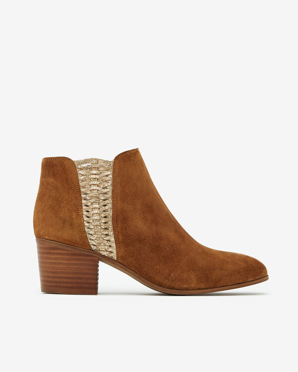BOOTS ADELLA/VEL, CAMEL OR