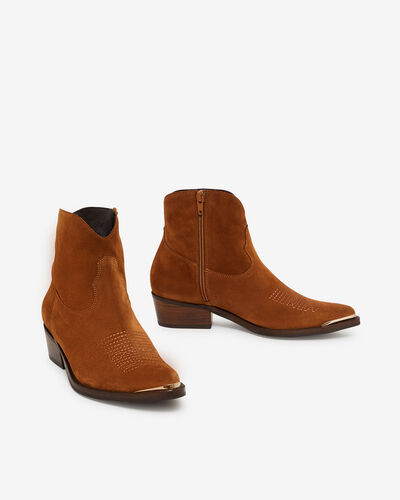 BOOTS ALANIS/VEL, CAMEL