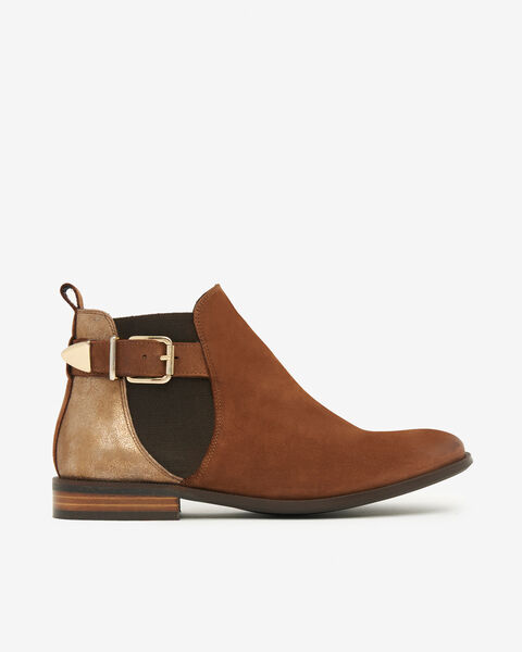 BOOTS ANDA, CAMEL OR