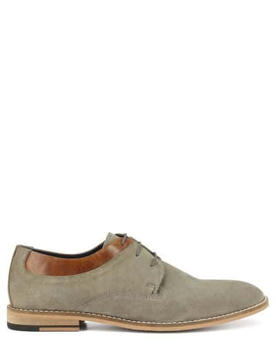 DERBY CUIRO, TAUPE