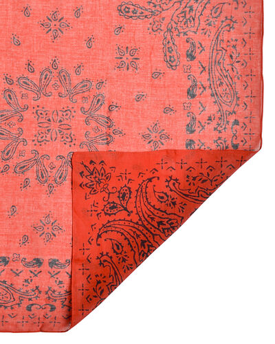 FOULARD BAND-PALEA, ROUGE