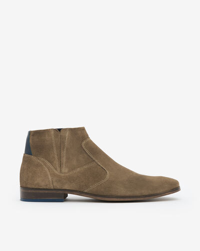 BOOTS PURETO, TAUPE