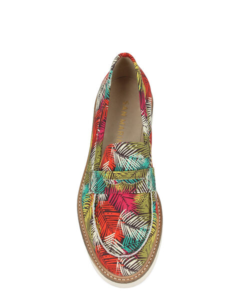 MOCASSINS MOC/WILD, MULTICOLORE