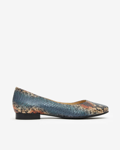 BALLERINE VUEFA/TRIBAL, ANTHRACITE