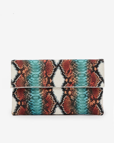 POCHETTE LOU/TRIBAL, MULTICOLORE