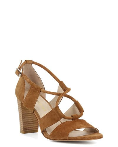 SANDALES ADRIAX, CAMEL