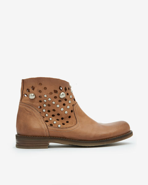 BOOTS CAXO, CAMEL