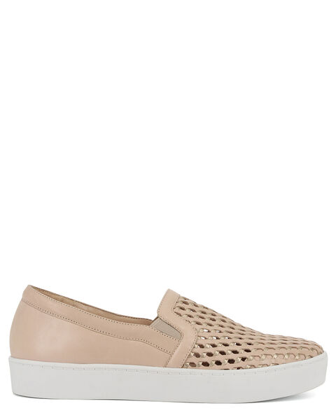 SLIPPERS VAFERA, NUDE OR