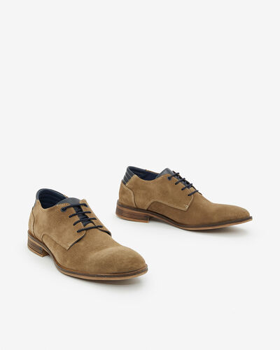 DERBY SALIMO/VEL, TAUPE