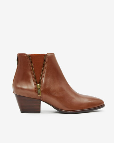 BOOTS NABY, COGNAC