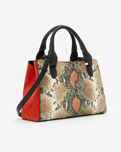 SAC LIA/BURITI, MULTICOLORE