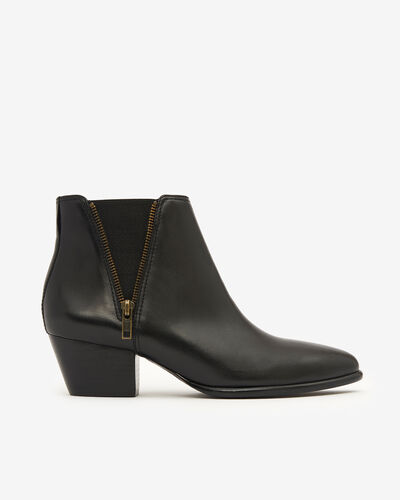 BOOTS NABY, NOIR