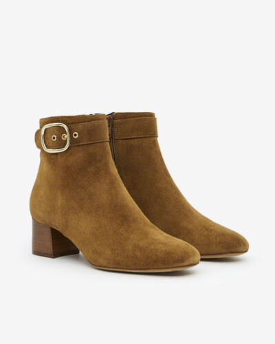 BOOTS ADOLIA/VEL, CANNELLE