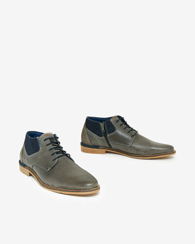 BOOTS SOMBALI, GRIS