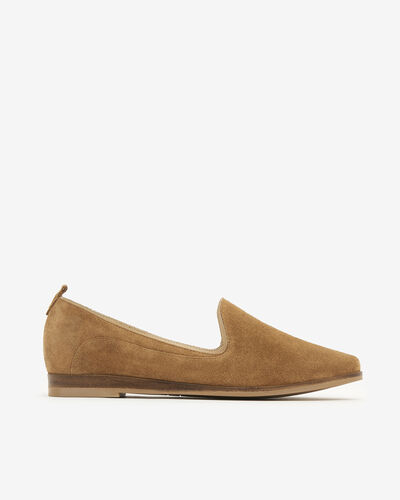 SLIPPER MARSINA/VEL, CANNELLE
