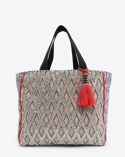 GRAND SAC RADA/TEX, MULTICOLORE