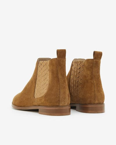 BOOTS MANAIA/VEL, CANNELLE