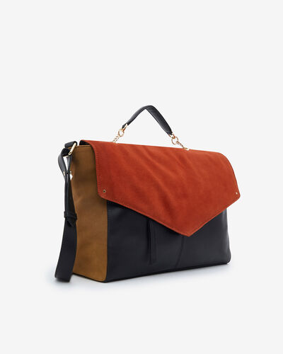 SAC AELIE, TERRACOTTA MULTICOLORE