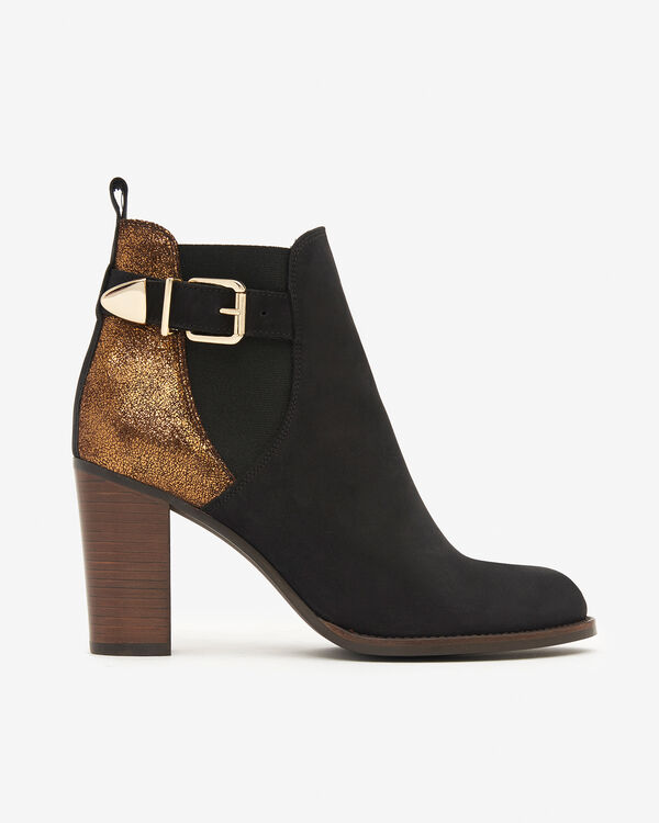 BOOTS ANDOTA, NOIR OR