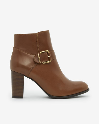 BOOTS ANZO, CAMEL