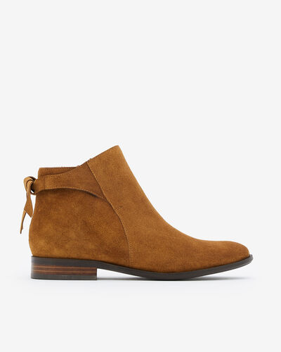 BOOTS ARCHALI/VEL, CAMEL