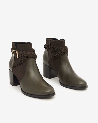 BOOTS PADRINA, ANTHRACITE