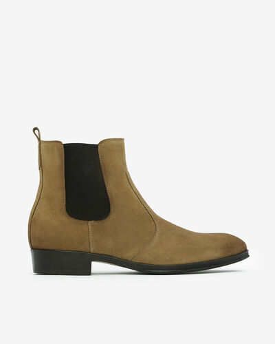 BOOTS MARCY, TABAC