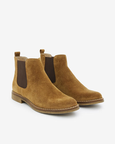 BOOTS MASSILO/VEL, CANNELLE