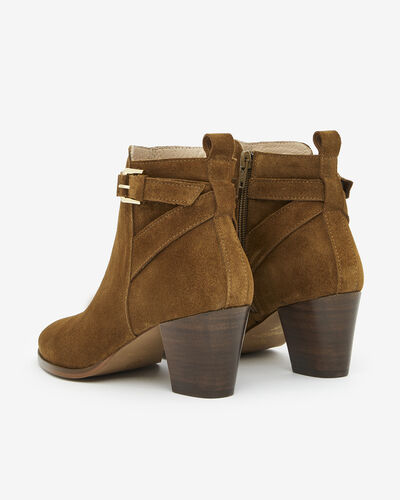 BOOTS MIRKA/VEL, CANNELLE