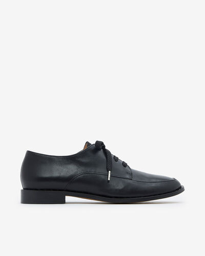 DERBIES MESSIKA, NOIR