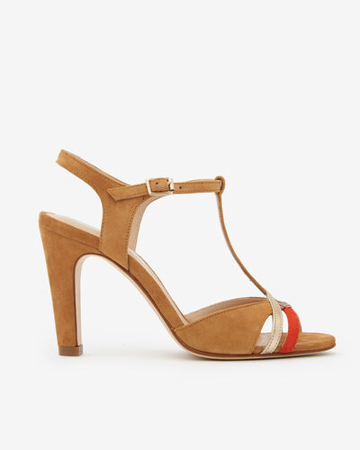 SALOME ALEZZA, CAMEL MULTICOLORE