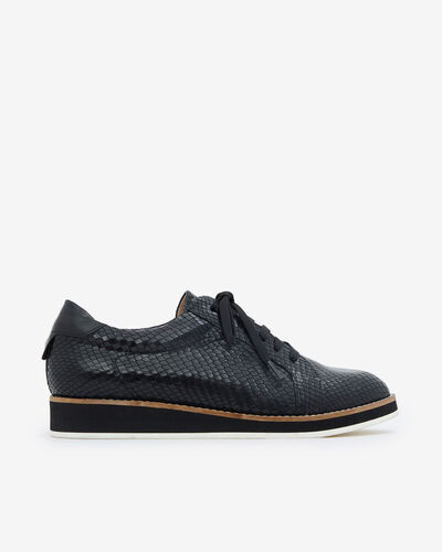 DERBIES MESA/COBRA, NOIR