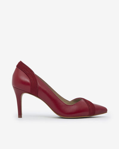 ESCARPIN VILLOVA, ROUGE