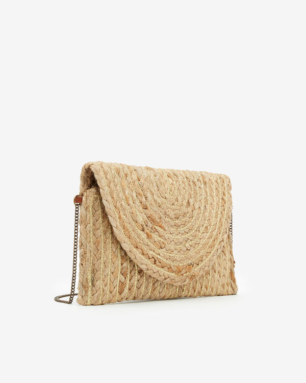 POCHETTE ROMY, NATUREL