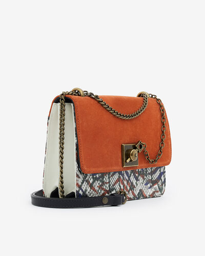 SAC NOA/ZEBRINO, TERRACOTTA MULTICOLORE